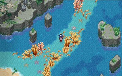 CrossCode: A New Home is out now on Steam and GOG!