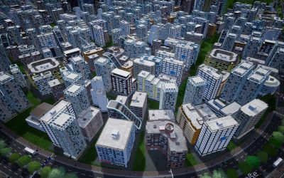 Highrise City Announced