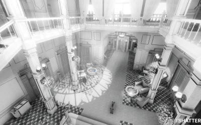 The Shattering Secret Room Announcement